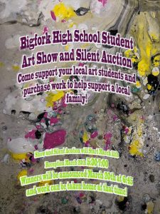 BHS Art Show at BACC